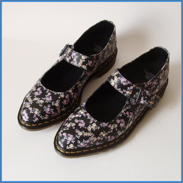 Mary Jane Shoes Doc Martens
