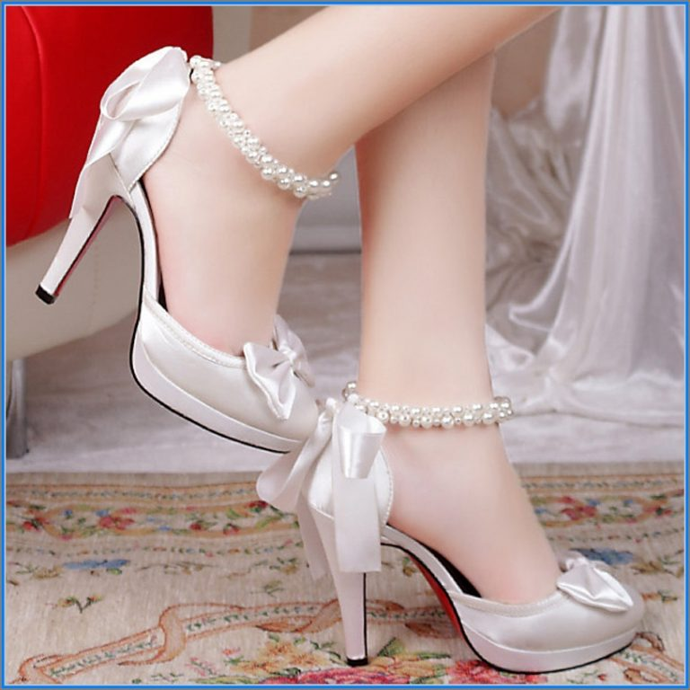 Wedding Shoes For Bride 2013