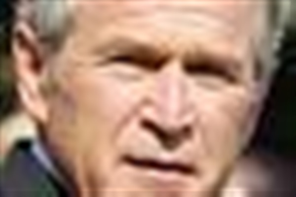Our civilisation is at stake, says Bush