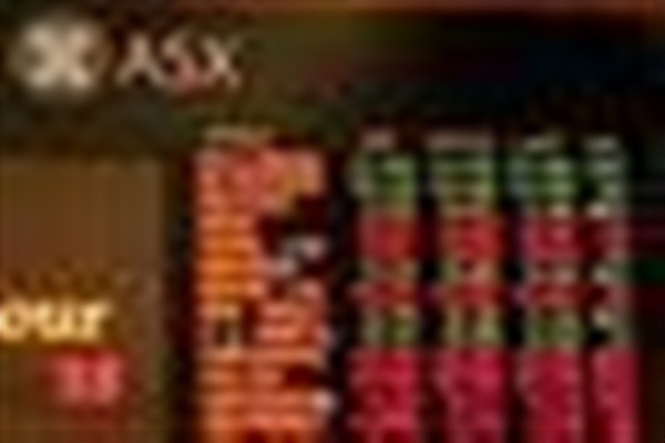 Shares finish strongly after early glitch