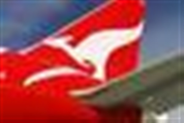 Qantas jet aborts take-off after noise