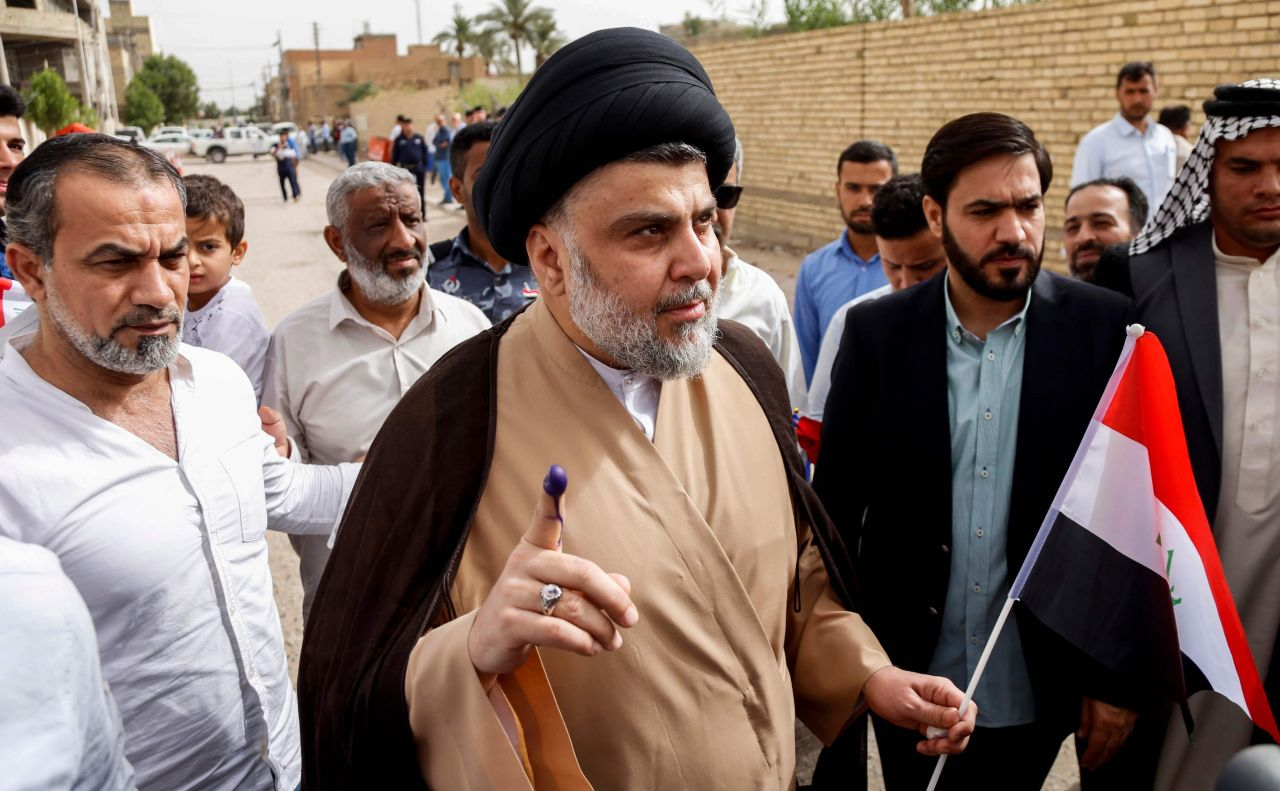 Poll fails to sway government on Iraq