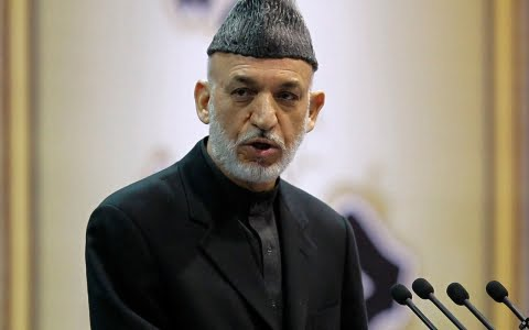 U.S. lobbied Afghanistan's Karzai to accept runoff