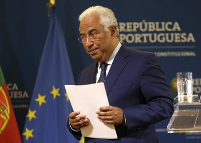 "Antonio Costa asks to avoid a political situation ""in Spain"" in Portugal"