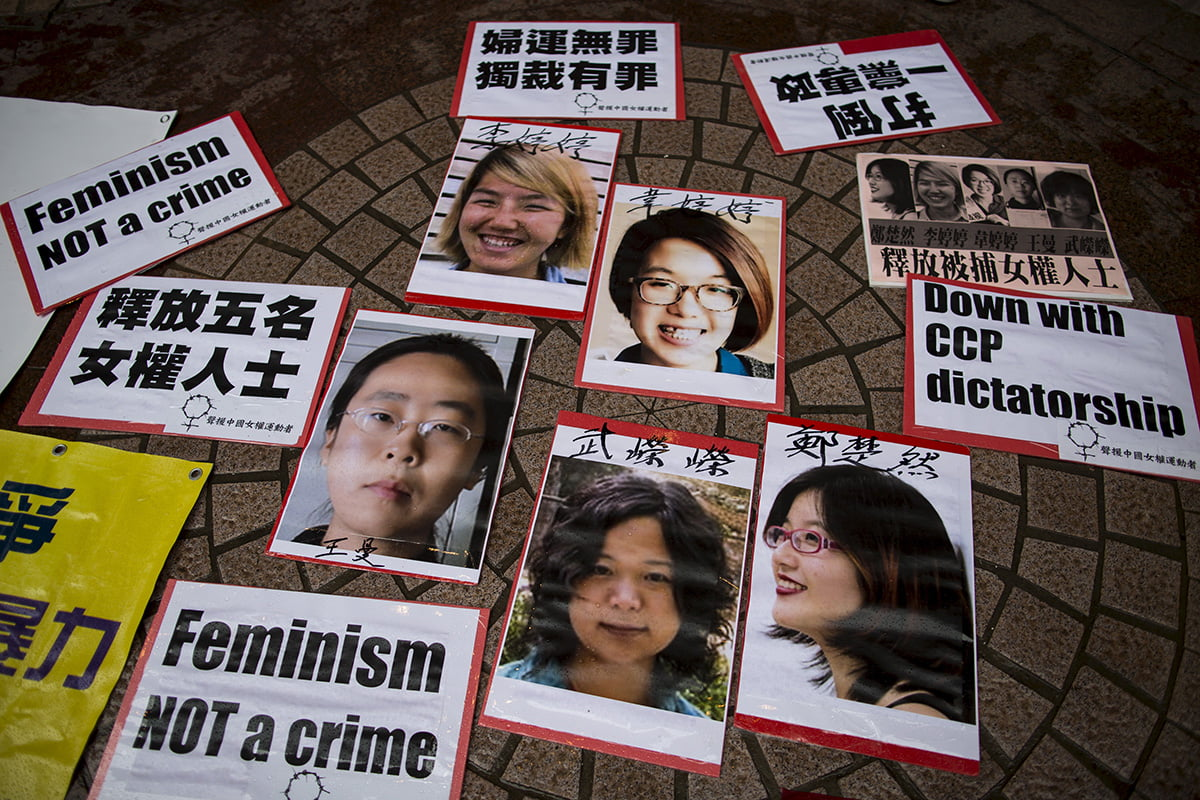 """China warns that it will not stay """"arms crossed"""" if protests intensify in Hong Kong"""