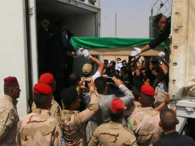Four soldiers killed and seven wounded in an attack in Iraq