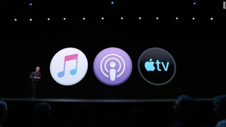 iTunes going to the movies