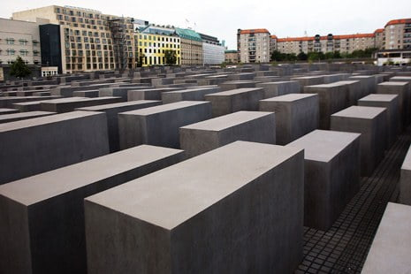 Jewish Holocaust memorial opens in Berlin