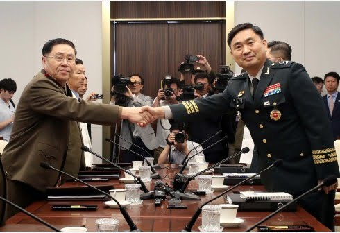 Koreas to hold working-level military talks this week