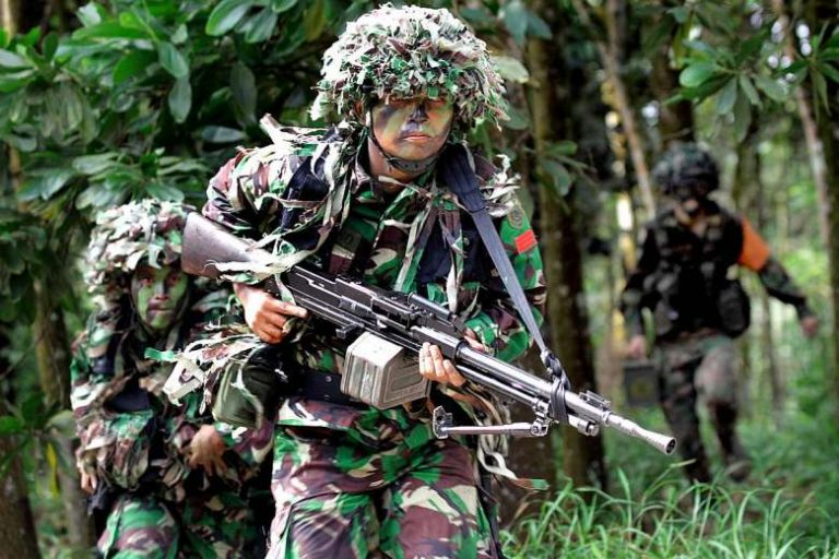 Labor backs joint Indonesian military exercises