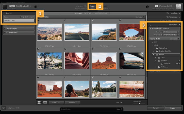Lightroom 2.0 helps you edit, organize photos