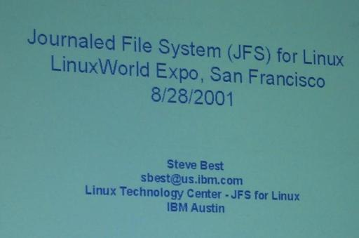 LinuxWorld gets under way in SF