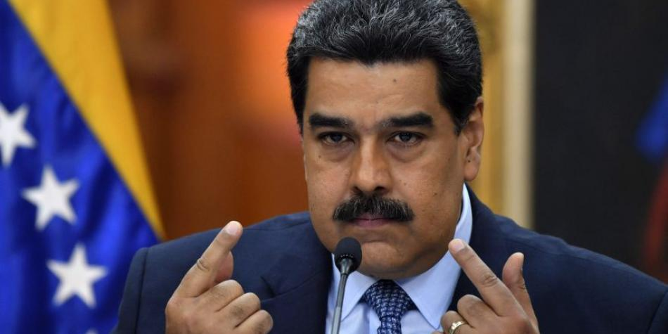 Maduro confirms contacts with the US Government