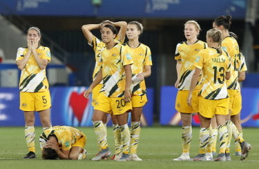 Matildas no match for Wipha