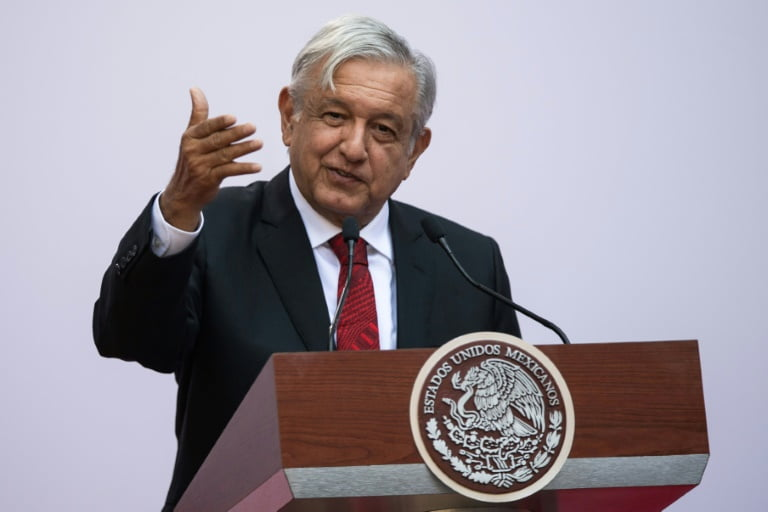 Mexico's president-elect calls for reconciliation, leftist agrees to temporarily lift blockades