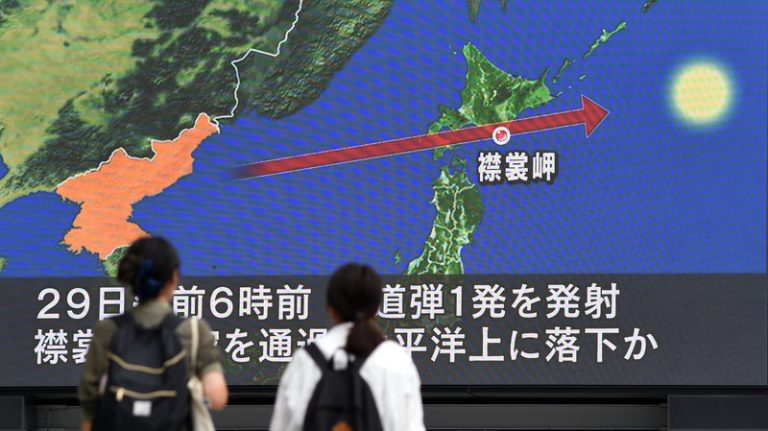 Most Asian markets drop; North Korean threat rattles South Korea but few others