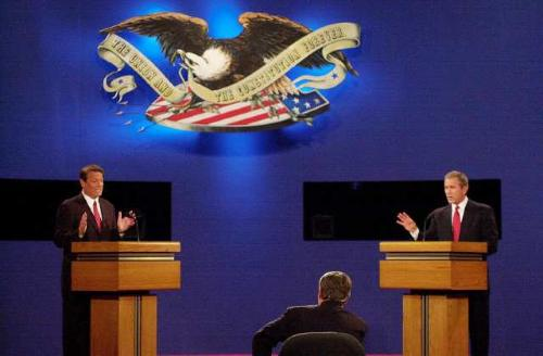 MySpace gets official presidential debate deal