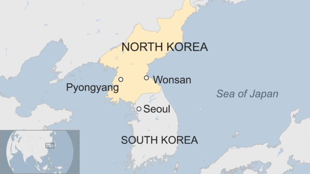 New arms race fears over Pyongyang plan for N-test