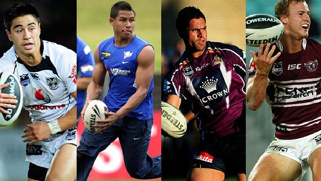 NRL gives clubs a bunch of fives on cap plan