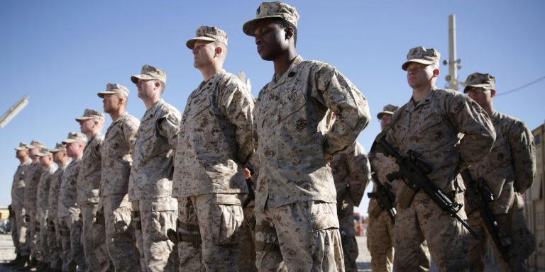 Number of U.S. Troops in Afghanistan Overlooks Thousands of Support Troops