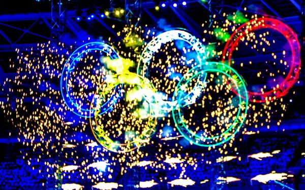 Opening Olympics ceremony video online, but not on NBC