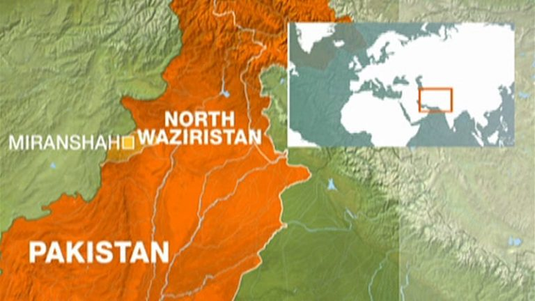Pakistan Launches Ground Offensive in South Waziristan