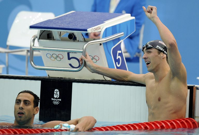 Phelps Confirms Hes Still the Man to Beat