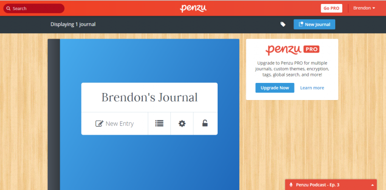 Pretty Web journal tool Penzu goes pro