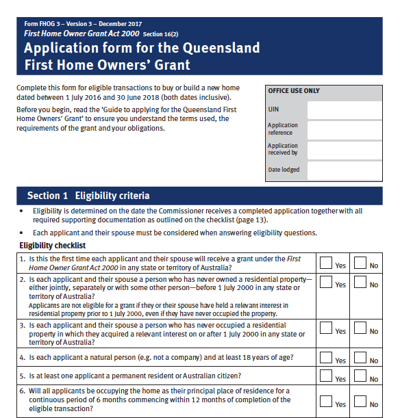 QLD home ownership just got easier