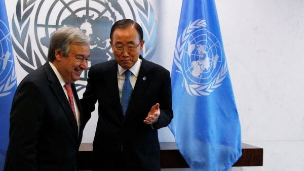 Reform tops to-do list of probable UN chief