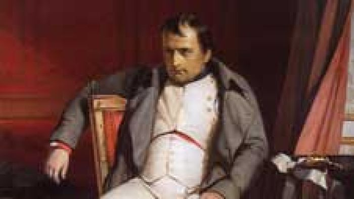 Rich French food may have killed Napoleon