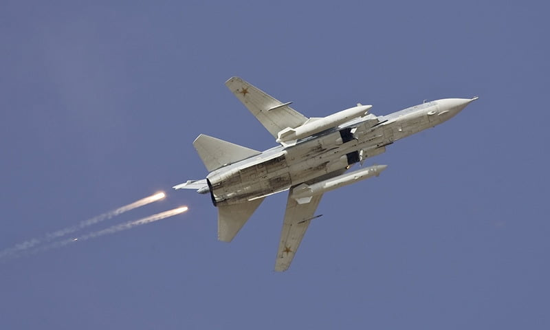 Saudi fighter jets launch warnings with flares and flush flights to Yemeni separatists