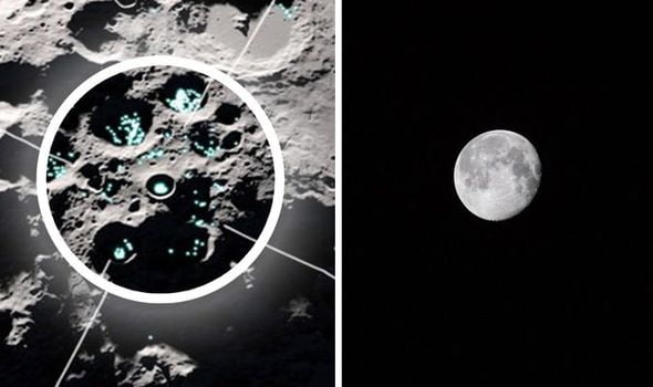 Scientists Find Water on the Surface of the Moon