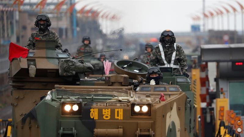 Seoul's Push to Regain Wartime Control From U.S. Divides South Koreans