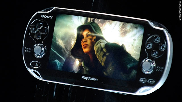 Sony unveils improved PlayStation Portable