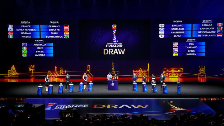 South Korea hold France to draw
