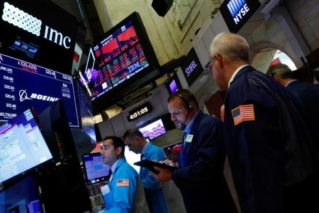 Stocks open up after a mixed Wall St session