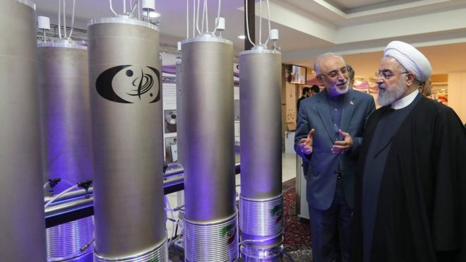 The IAEA confirms that Iran has far exceeded the storage limit for enriched uranium