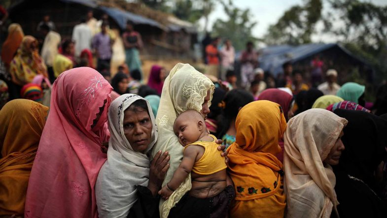 The life of Rohingya youth in Bangladesh: overcrowding and frustration in a forgotten humanitarian crisis