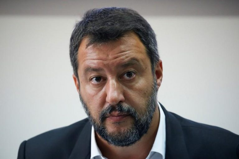 "The M5S states that Salvini is no longer a ""credible"" partner"
