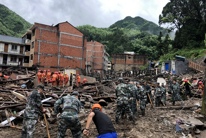 Toll rises in typhoon aftermath