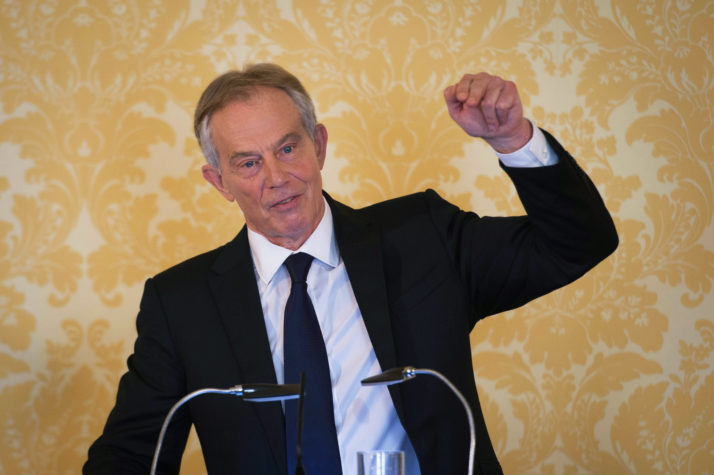 Tony Blair and the 'Iraq factor'