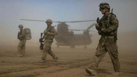 Turkey won't supply extra combat troops for Afghanistan