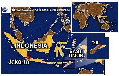 Two killed in E Timor gang violence