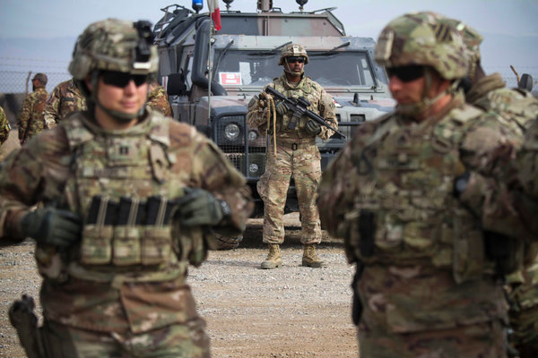 U.S. Plans to Shift Forces to Populated Areas of Afghanistan