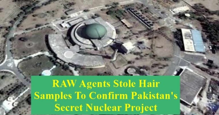 U.S. Says It Knew of Pakistani Reactor Plan