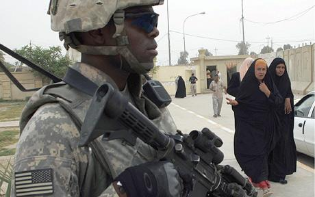 U.S. Troops to Leave Iraq by 2011, Maliki says