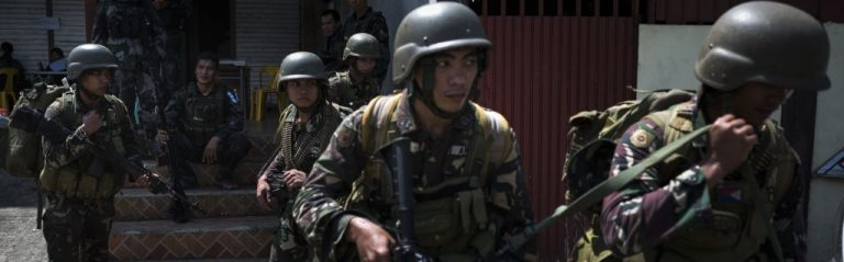 US military commander optimistic militants in southern Philippines will be captured soon