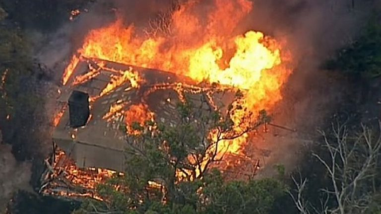 Victorians urged to plan for bushfires
