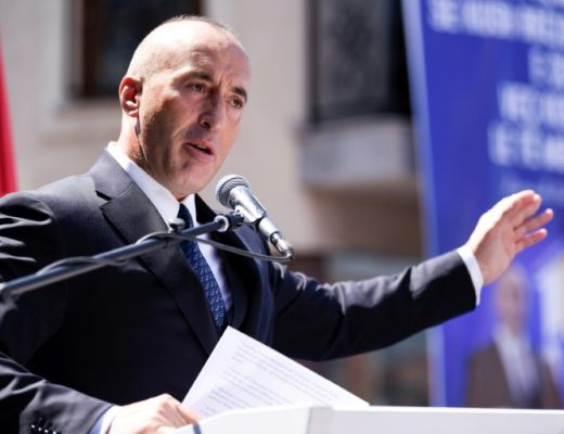 War crimes charges laid against Kosovo PM